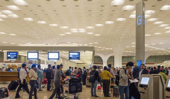 Mumbai Airport Becomes First To Scrap Boarding Pass Stamping In Country