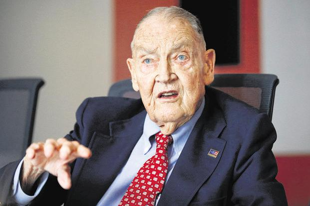 Remembering Jack Bogle, colossus of mutual fund industry
