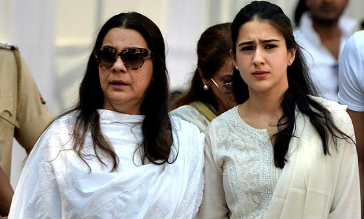 Sara Ali Khan and mother Amrita Singh claim right over a property worth crores in Dehradun