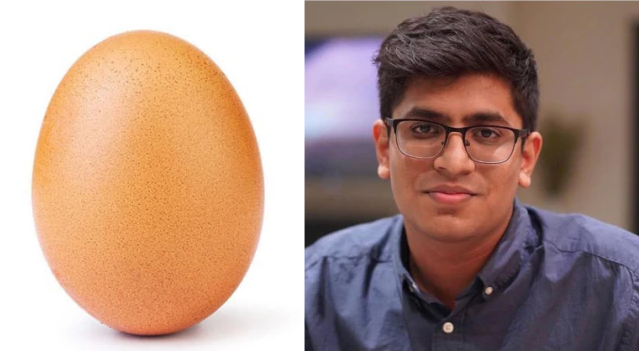 This 19-year-old Indian boy made The Egg defeat Kylie Jenner in viral Instagram photo challenge