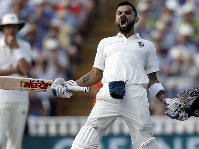 Virat Kohli Creates History, Named ICC Test, ODI Player And Cricketer Of The Year 2018