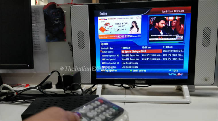 TRAI's new rules for DTH, cable TV: Final hearing today in case with Tata Sky, others