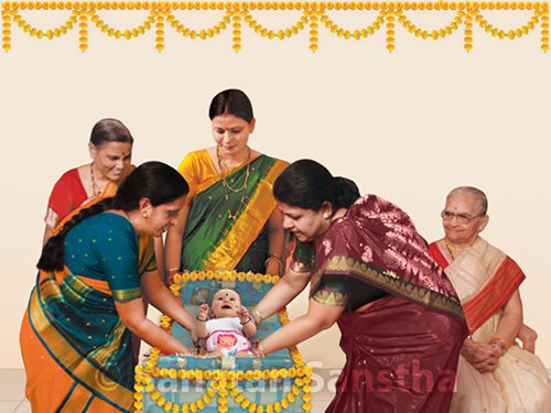 Child Birth Rituals Of Hinduism