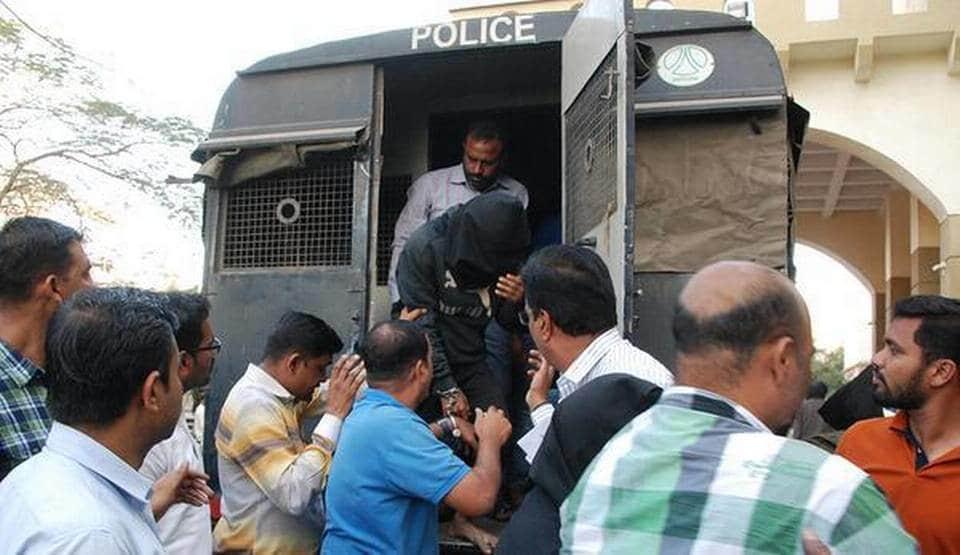 Maharashtra Police bust plot to poison food, water