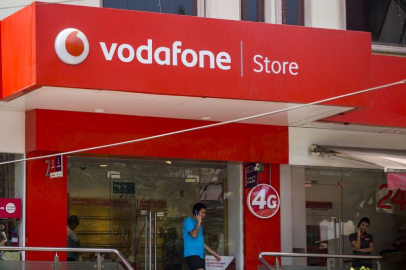 Vodafone plans $3.5 bn war chest to fight richest Asian