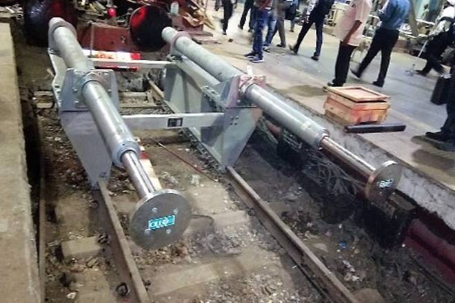 Preventing rail accidents at stations: Indian Railways installs dead-end buffers to stop trains; how they help