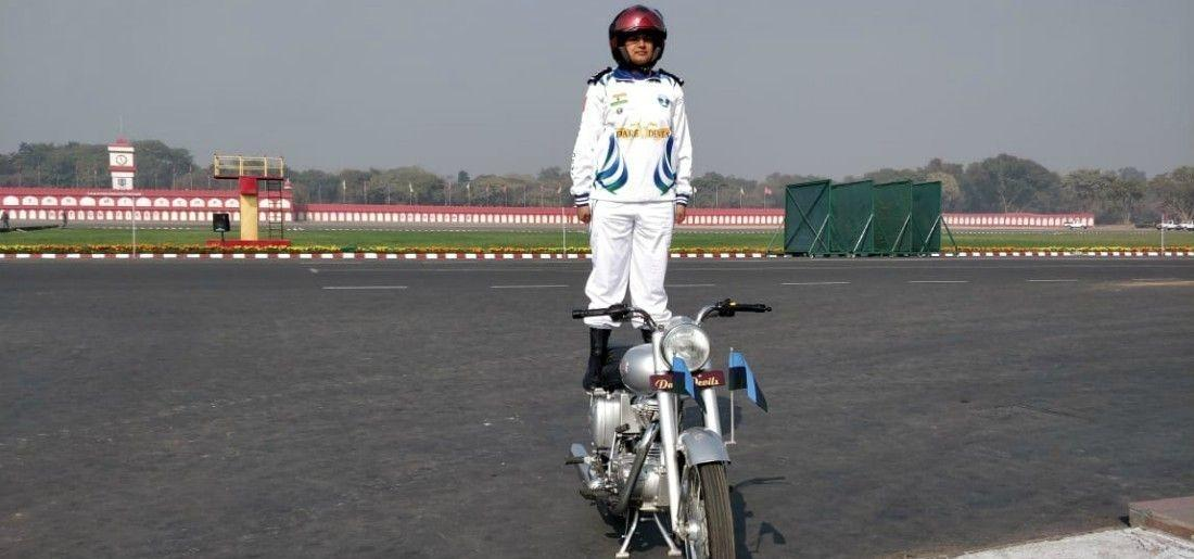 From Sportsperson To Daredevil: 28-Year-Old Captain Shikha Surabhi Is First Female Officer In Army Daredevils Team