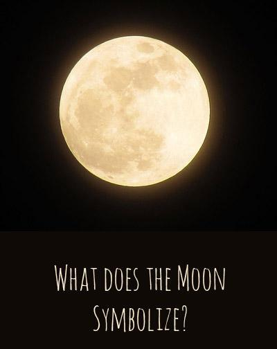 What Does the Moon Symbolize?