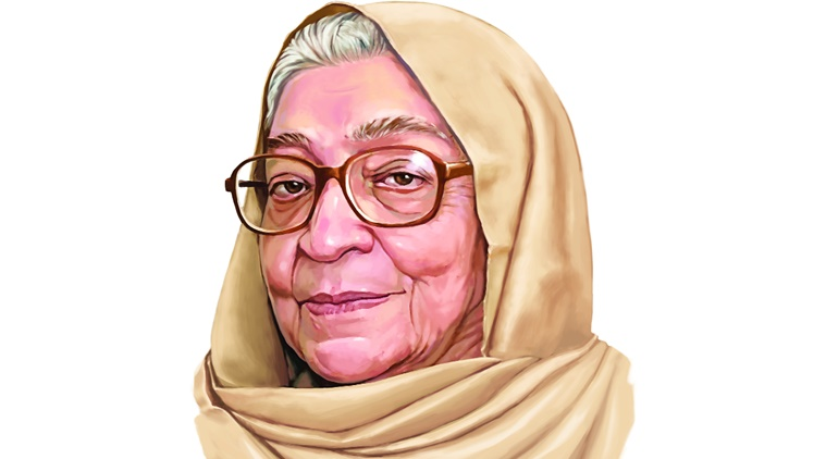Krishna Sobti, legendary Hindi writer, passes away