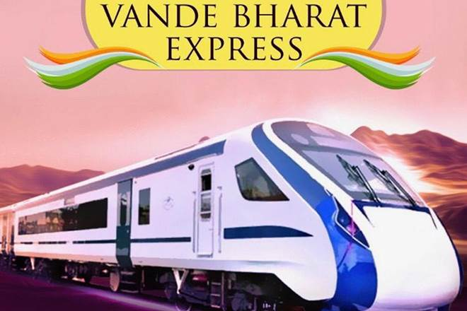Train 18, India