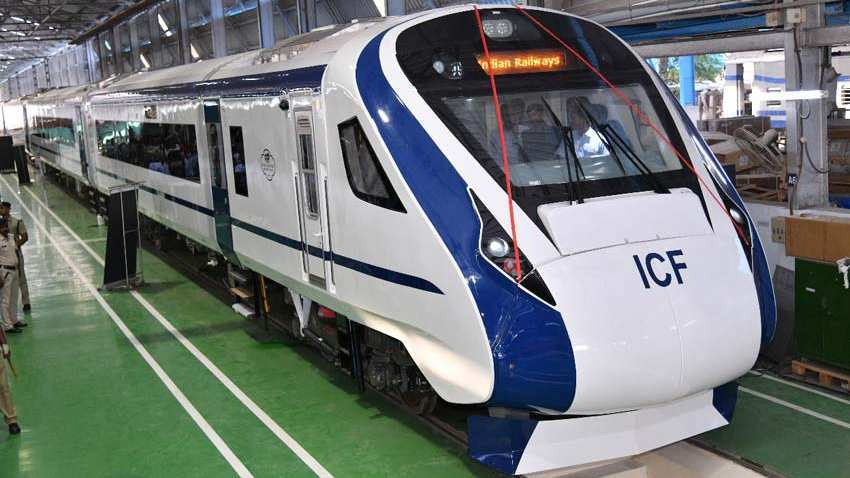 Train 18 fares likely to be 40-50% higher than Shatabdi Express:Report
