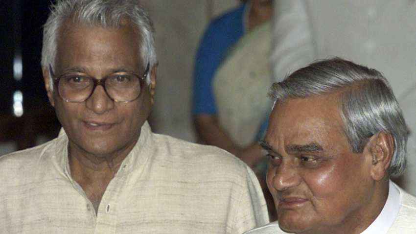 George Fernandes, Anti-Emergency Crusader and Former Defence Minister, Passes Away at 88