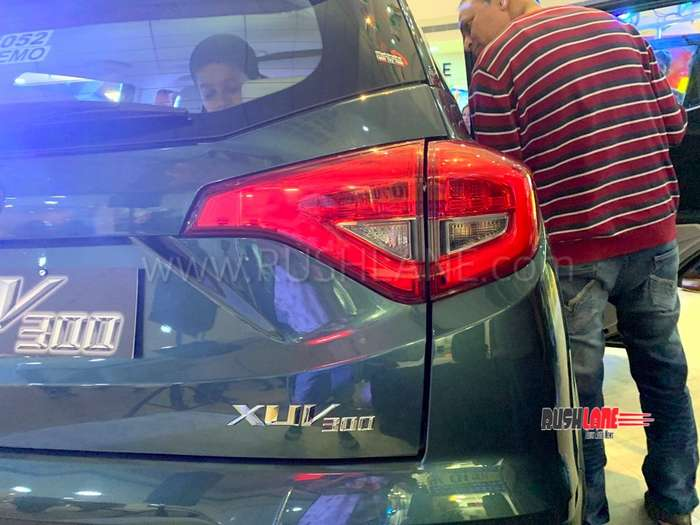 Mahindra XUV300 safety features detailed officially – Video