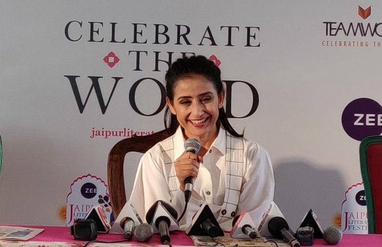 JLF: Manisha Koirala On Battling Last-Stage Cancer And Emerging As A Fearless Survivor