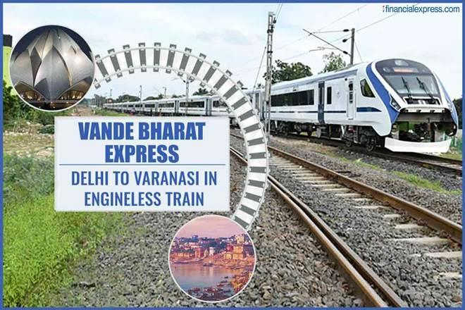 Vande Bharat Express schedule: Full details of Train 18 timings and stations on Delhi-Varanasi route