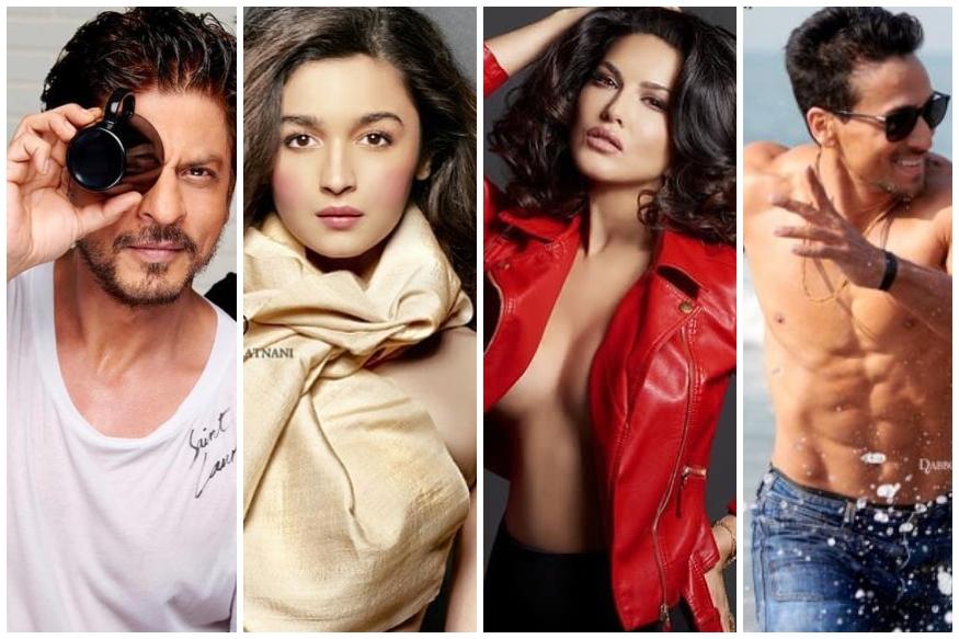 Dabboo Ratnani 2019 Calendar Featuring Aishwarya, SRK, Alia Celebrates Glamour of Bollywood