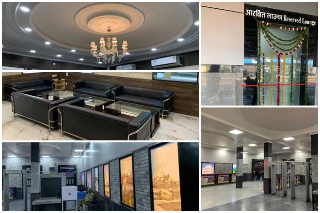 Don't rub your eyes! This is Indian Railways' Mathura Junction station after its beautiful makeover; see pics