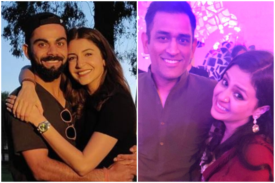 Anushka Sharma and Sakshi Dhoni Were Schoolmates and Their Pictures are Breaking the Internet, See Here