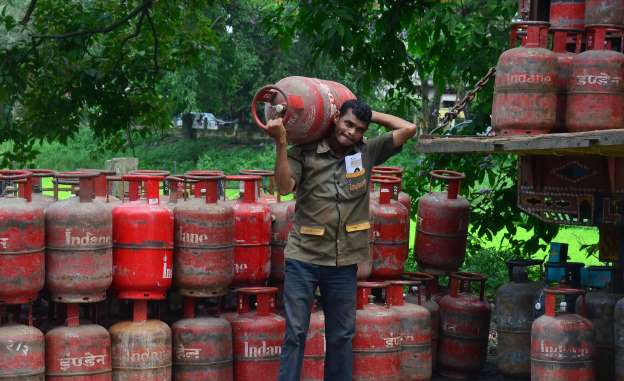 LPG Cylinder Gets Cheaper. Here