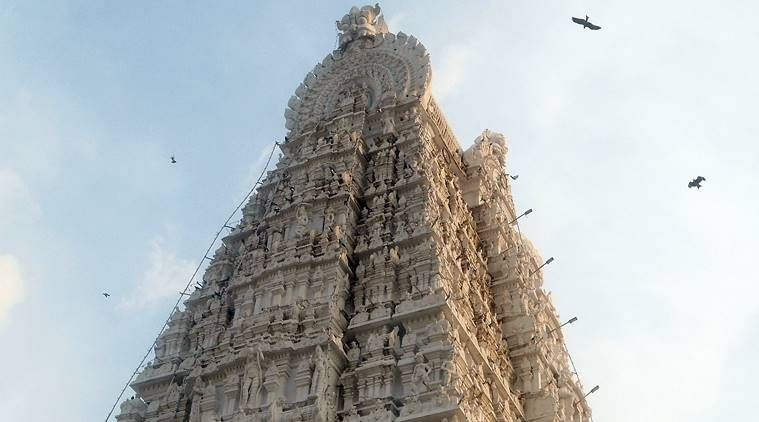 Three golden crowns go missing from Tirupati temple