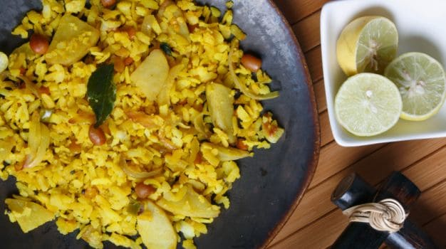 Poha Health Benefits: 6 Reasons This Popular Indian Breakfast Food Is Great For You!