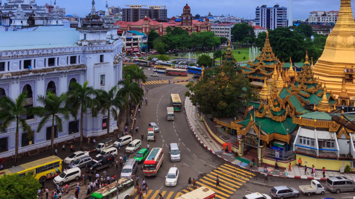Motorcycles Are Banned In This Myanmar City And Nobody Knows Why!