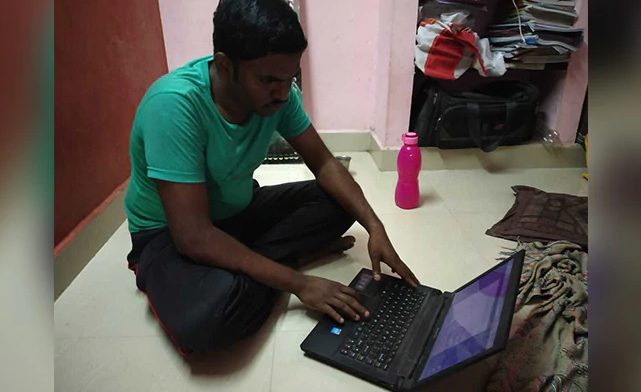 Why This Chennai Engineering Grad Says He