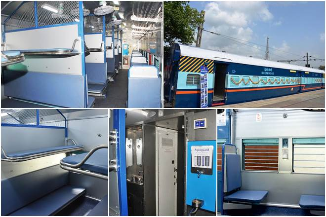 Relief for unreserved Indian Railways passengers! Over 1,000 swanky Deen Dayalu coaches coming for common man