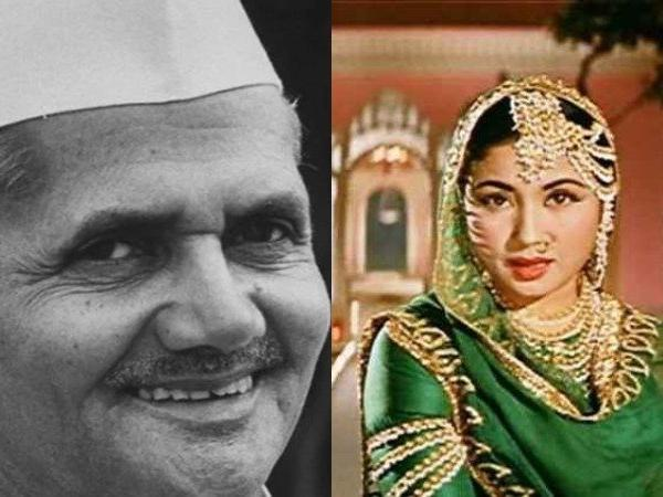 Throwback: When former PM Lal Bahadur Shastri asked who Meena Kumari was at the height of her career