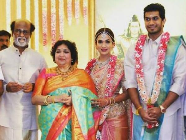 FIRST PHOTOS! Rajinikanth
