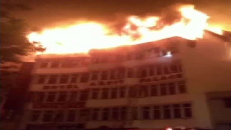 At least 17 dead in Karol Bagh hotel blaze, Delhi government orders probe