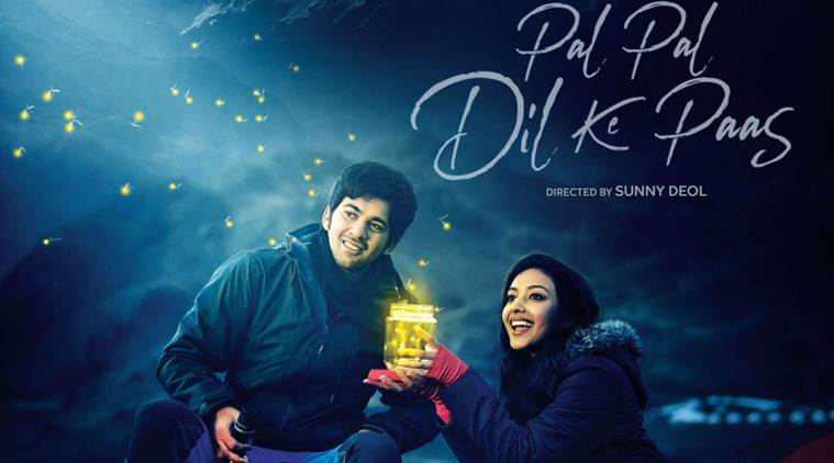 Pal Pal Dil Ke Paas posters: Sunny Deol introduces son Karan Deol and Saher Bamba