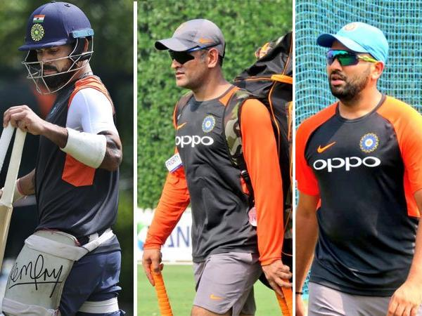 MS Dhoni vs Virat Kohli vs Rohit Sharma: Dinesh Karthik points out captaincy differences of the trio