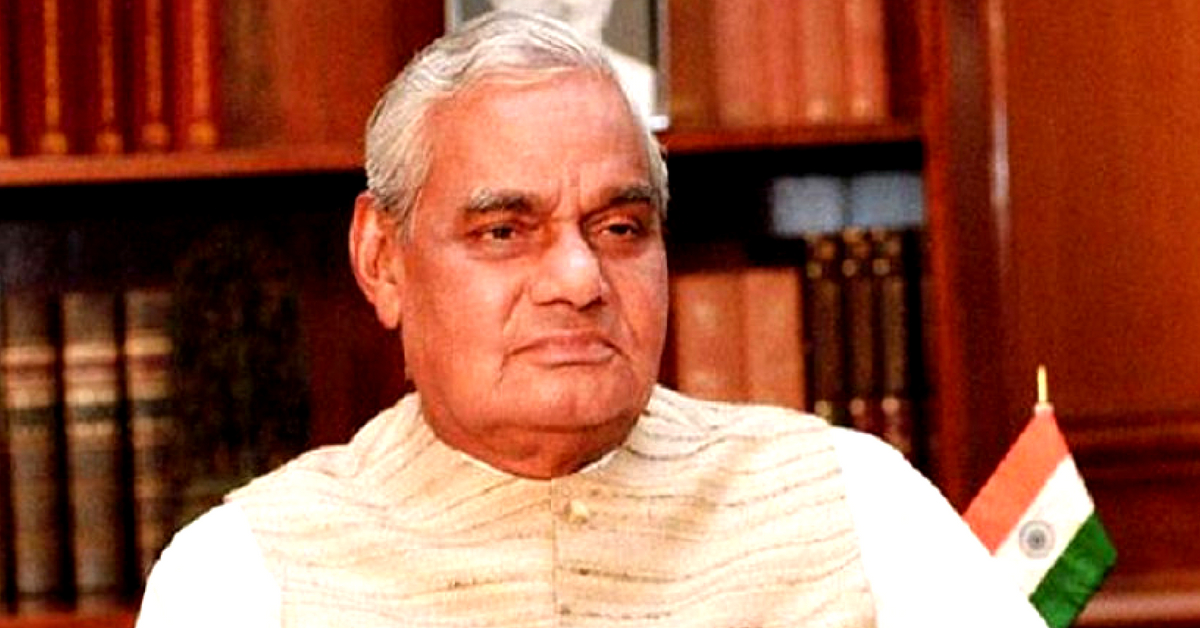 How Farsighted Was Statesman Vajpayee? His Handling of This Crisis Set The Standard