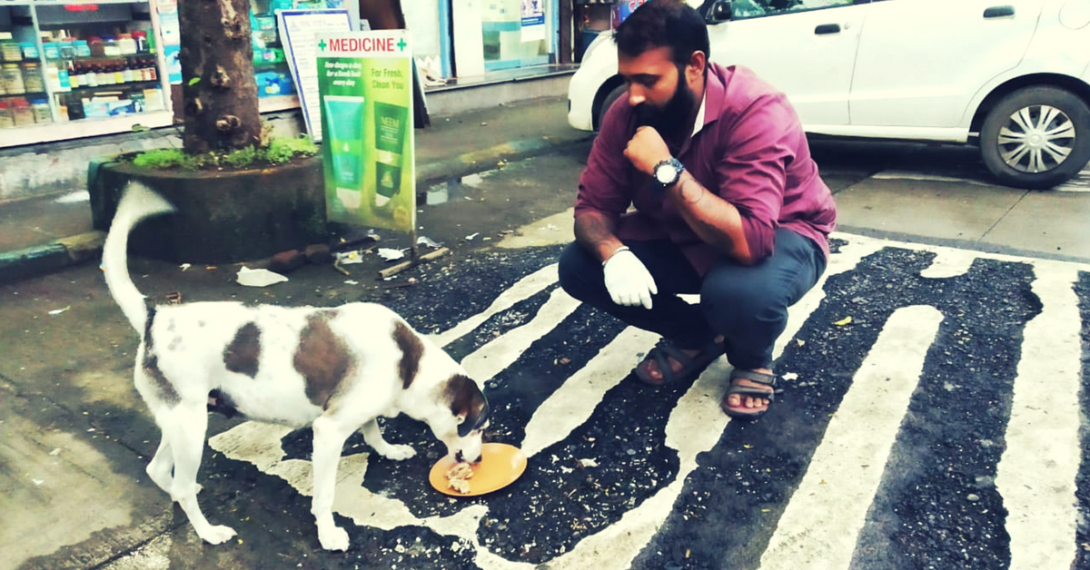 In Pics: How to Feed 150 Stray Dogs in Mumbai Every Day? Roti Ghar Shows us!