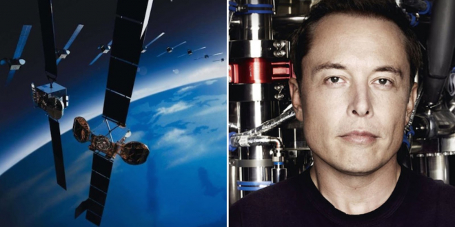 Elon Musk Plans To Give The Entire Planet Free Wi-Fi