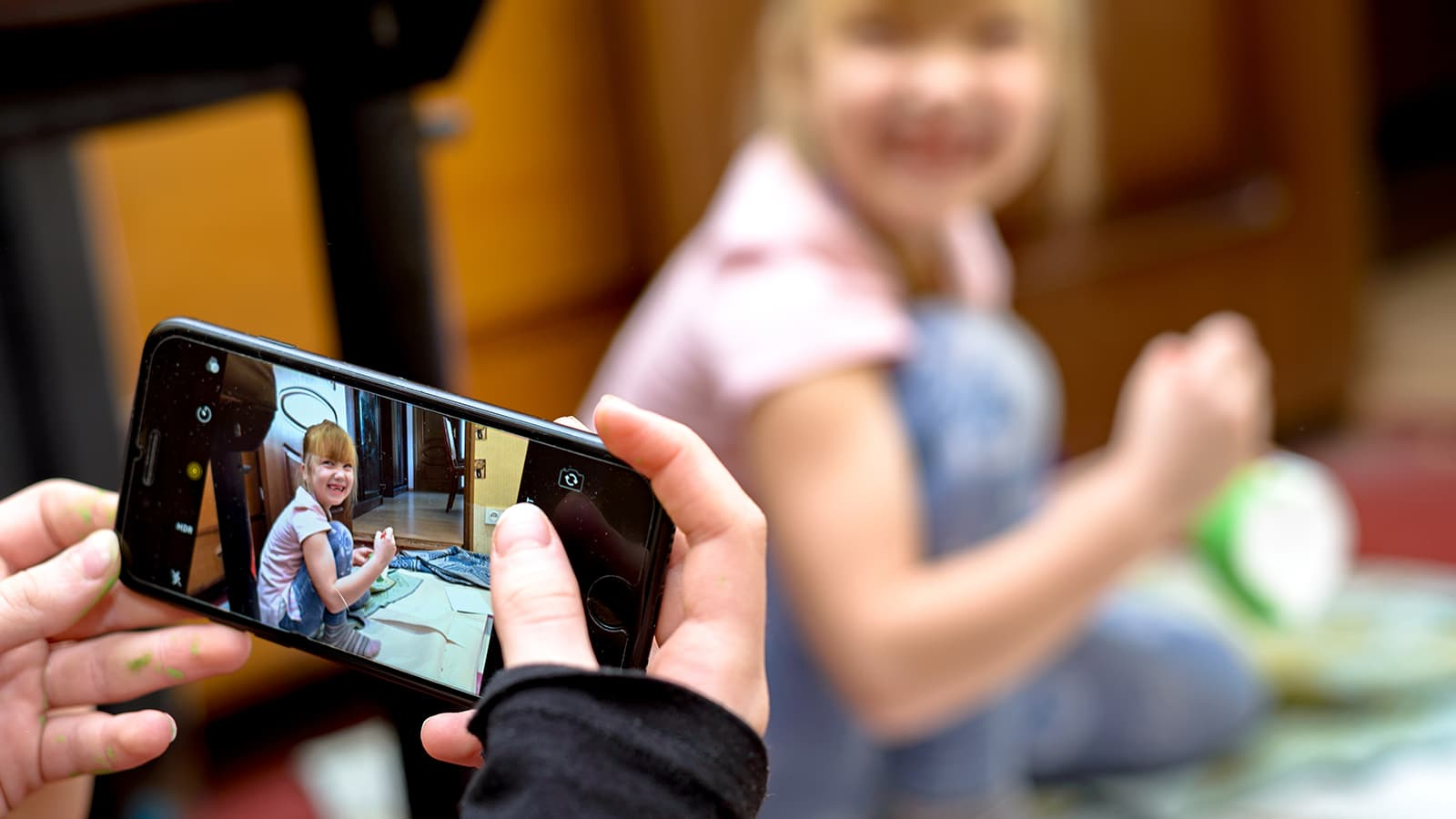 Researchers Reveal Why Posting Pictures of Your Kids Can Be Dangerous