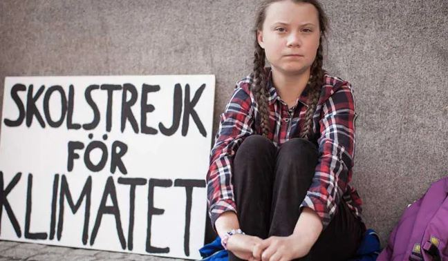 """""""If You Fail..."""": For PM Modi, A Message From A 16-Year-Old Swedish Girl"""
