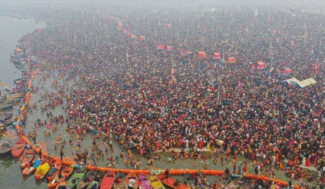 Now An Algorithm That Can Control The Entire Kumbh, Thanks To IIT Madras
