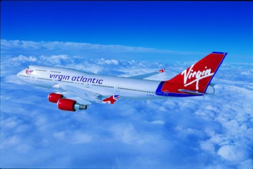 Virgin Atlantic Flight Reaches Speed of 1300 Kilometers Per Hour; Sets New Record