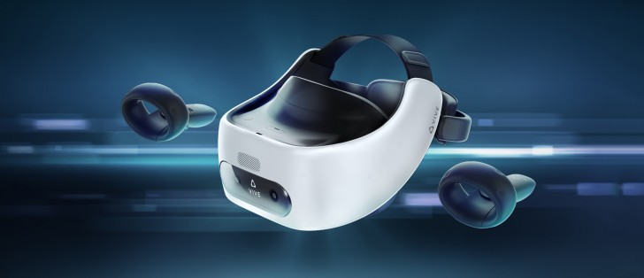 HTC Vive Focus Plus standalone VR headset unveiled with two