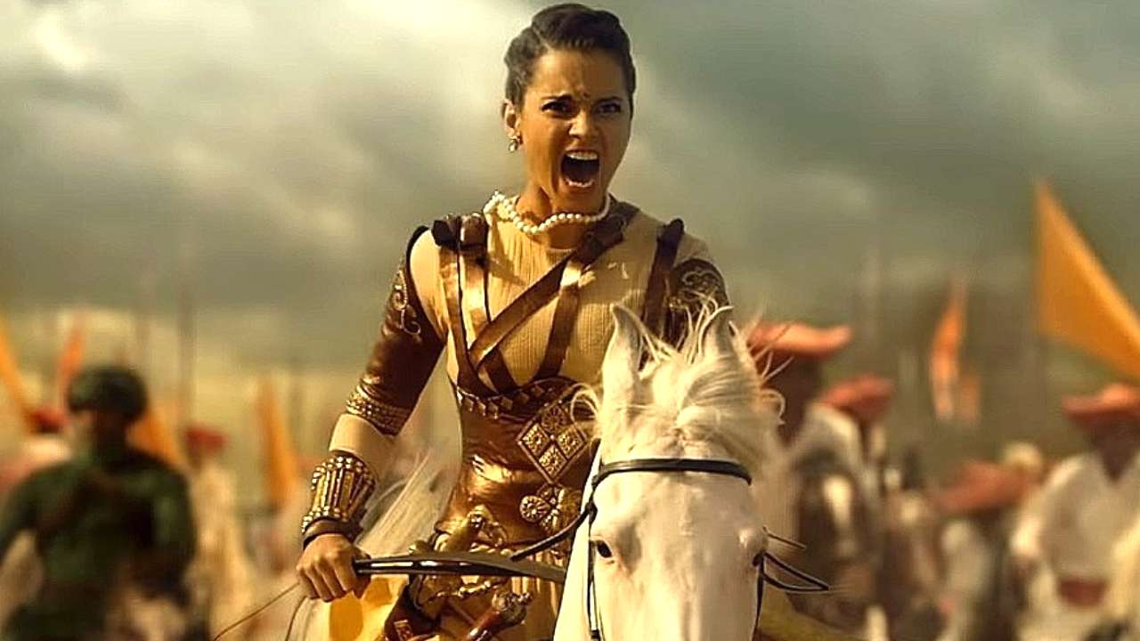 Kangana Ranaut trolled for riding mechanical horse during Manikarnika, sister Rangoli takes on haters