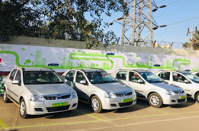 Mahindra launches Glyd, premium e-mobility service to take on Uber, Ola