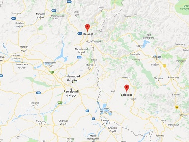 Balakot in PoK or Bala Kote in Pakistan? Confusion prevails over targets of IAF operation against Jaish launch pads