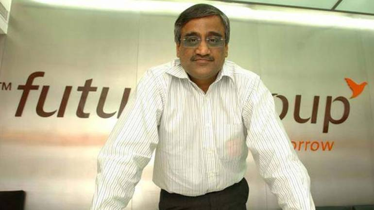 Future Group's Diversification Into Too Many Things Was A Mistake, Says Kishore Biyani