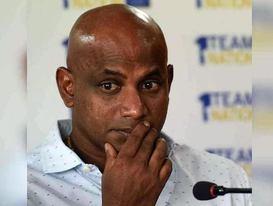 Sanath Jayasuriya Guilty Of Breaching Anti-Corruption Code, Banned For Two Years By ICC