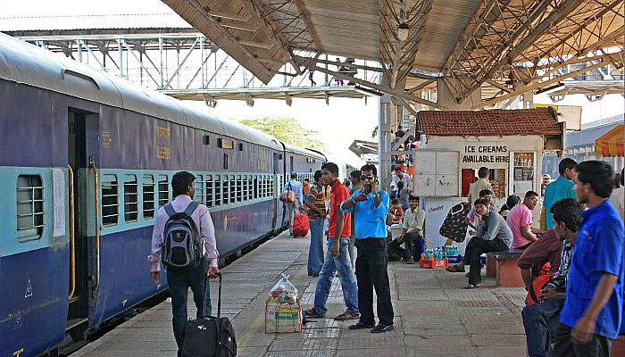 Now view reservation chart, vacant berths online on IRCTC website