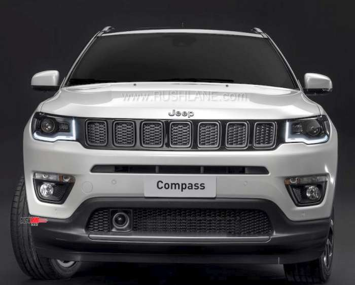 Jeep Compass S debuts with more powerful engine – AWD system, 19 inch alloys