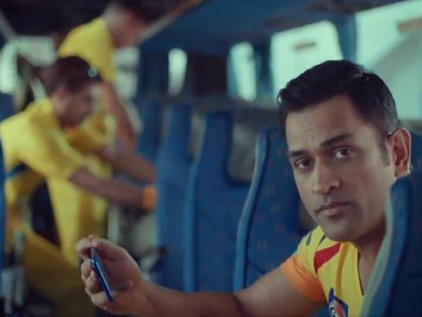 IPL 2019: MS Dhoni sees Rishabh Pant's warning video, gives a fitting reply - Watch