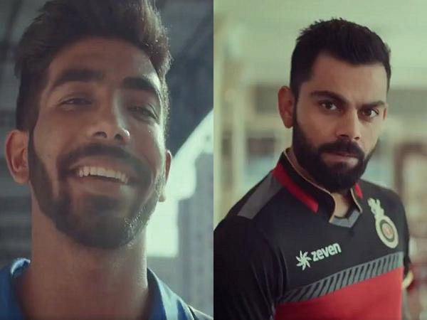 Captain ko sledge karega! Virat Kohli responds to Jasprit Bumrah